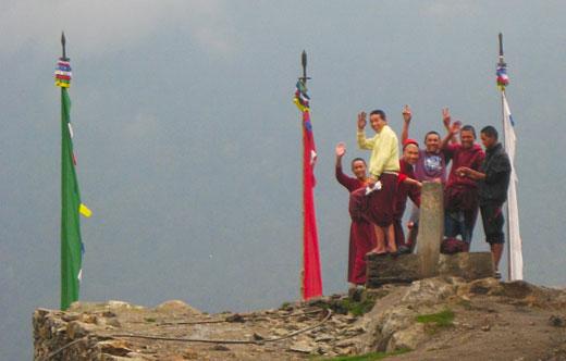 Mera Service Trek 2011