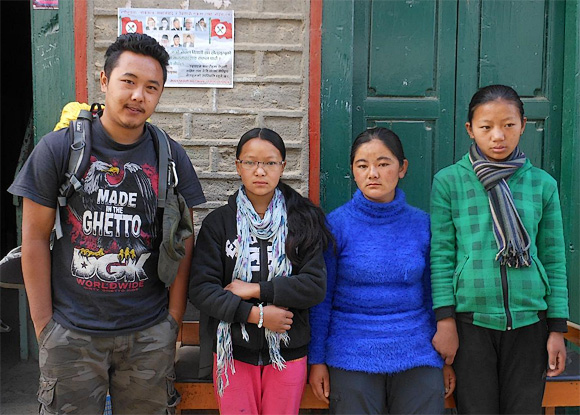 Maya Sherpa Project Scholarships